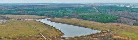 Мичуринский пруд в Ново-Переделкино